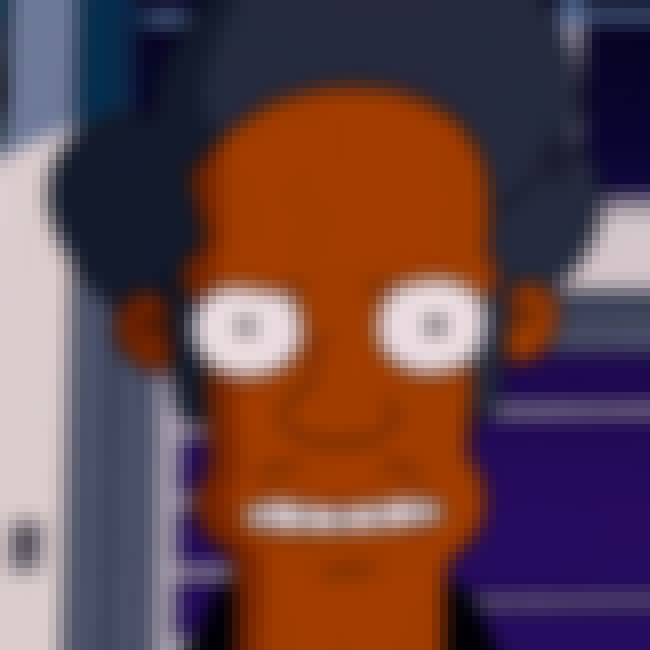 Apu is listed (or ranked) 4 on the list The Best Apu Quotes