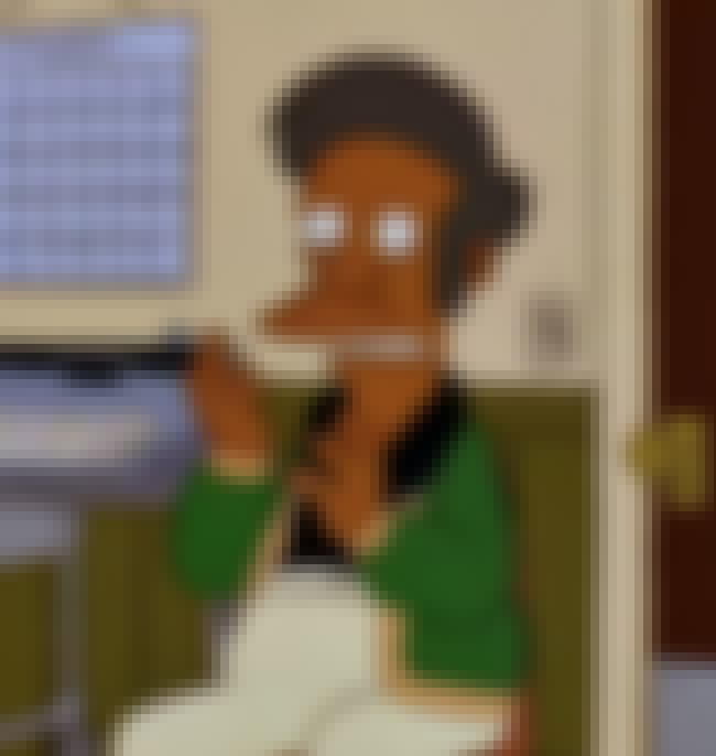 Slavery It Is, Sir is listed (or ranked) 3 on the list The Best Apu Quotes