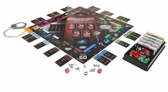 Monopoly Cheaters Edition is listed (or ranked) 4 on the list The Best Editions of Monopoly