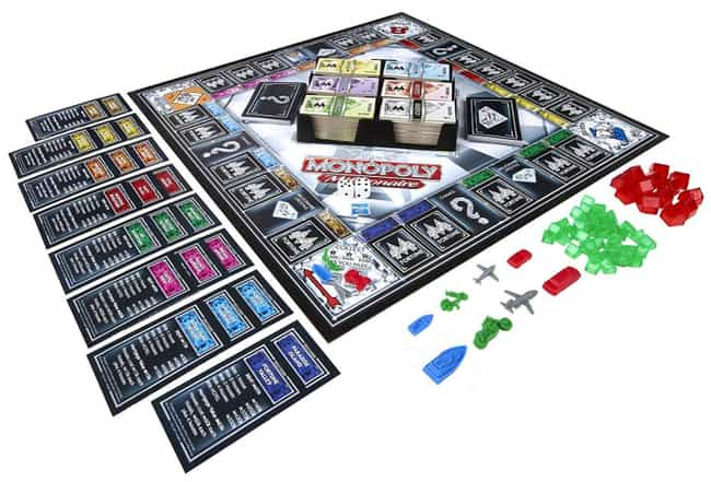 Monopoly Millionaire is listed (or ranked) 3 on the list The Best Editions of Monopoly