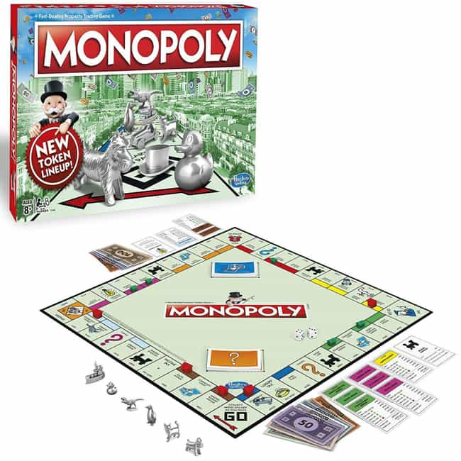 Monopoly Classic is listed (or ranked) 1 on the list The Best Editions of Monopoly