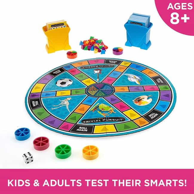 Family Edition is listed (or ranked) 8 on the list The Best Editions of Trivial Pursuit