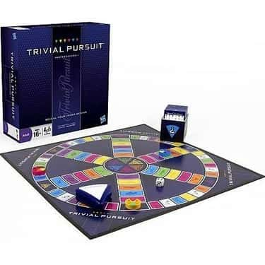 Master Edition is listed (or ranked) 2 on the list The Best Editions of Trivial Pursuit