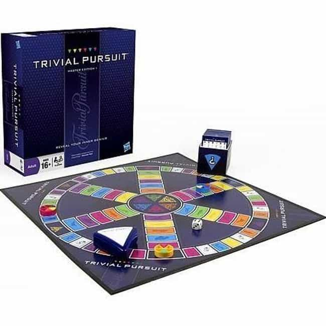 Master Edition is listed (or ranked) 3 on the list The Best Editions of Trivial Pursuit