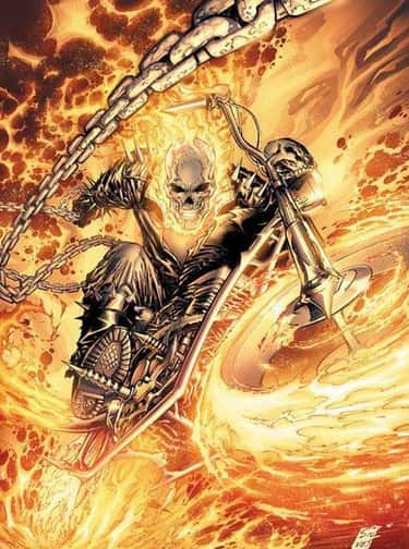 Johnny Blaze Is Still The Coolest Ghost Rider In Town