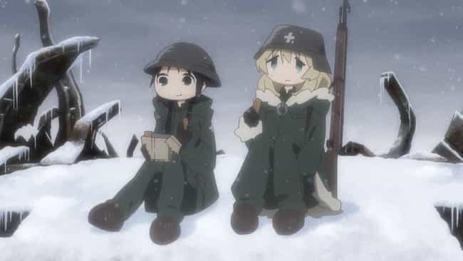 Girls' Last Tour is listed (or ranked) 1 on the list The 13 Best Anime Like Made In Abyss