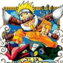 Naruto is listed (or ranked) 9 on the list The Best Fantasy Manga