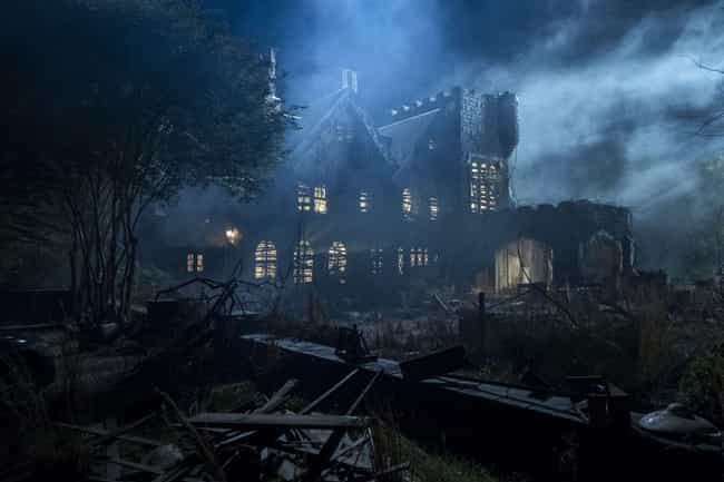 The Real Hill House Is R... is listed (or ranked) 3 on the list Behind-The-Scenes Stories From 'The Haunting Of Hill House'