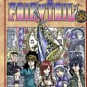 Fairy Tail is listed (or ranked) 23 on the list The Best Shonen Jump Manga
