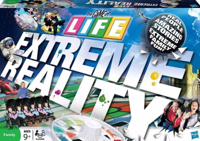 Extreme Reality Edition is listed (or ranked) 4 on the list The Best Editions of The Game of Life