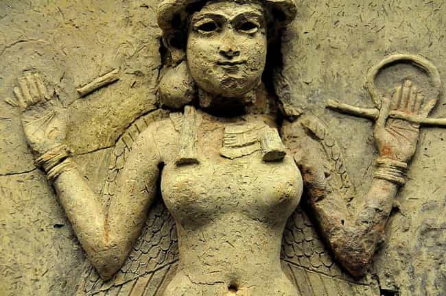 Her Origins Are In Mesopotamia... is listed (or ranked) 3 on the list Meet Lilith, The Woman In The Garden Of Eden The Bible Doesn't Want You To Know About