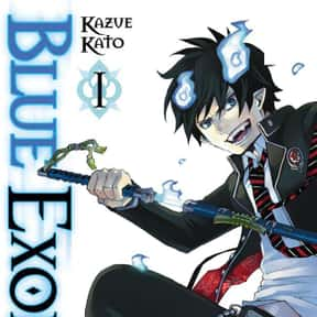 Blue Exorcist is listed (or ranked) 2 on the list The Best Supernatural Manga