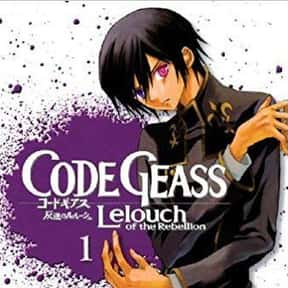 Code Geass: Lelouch of the Reb is listed (or ranked) 9 on the list The Best Supernatural Manga