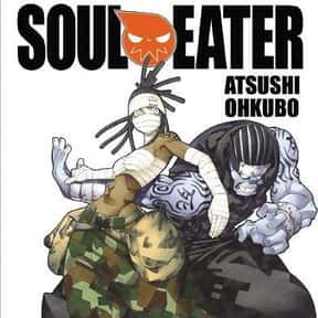 Soul Eater is listed (or ranked) 14 on the list The Best Supernatural Manga