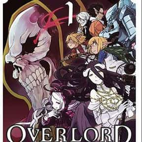 Overlord is listed (or ranked) 15 on the list The Best Supernatural Manga