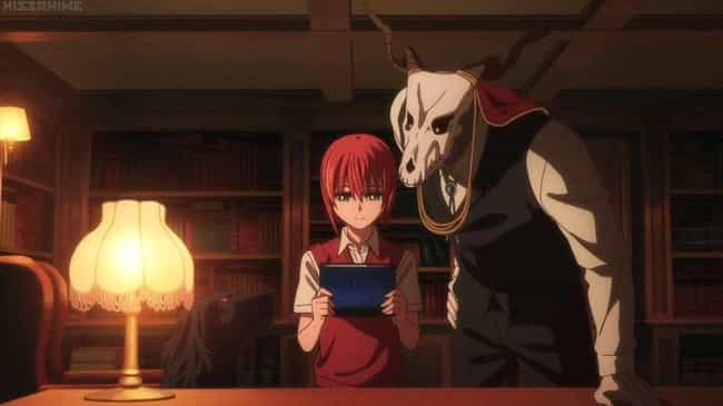 The Ancient Magus' Bride is listed (or ranked) 3 on the list The 15 Best Action Romance Anime You Need To Watch