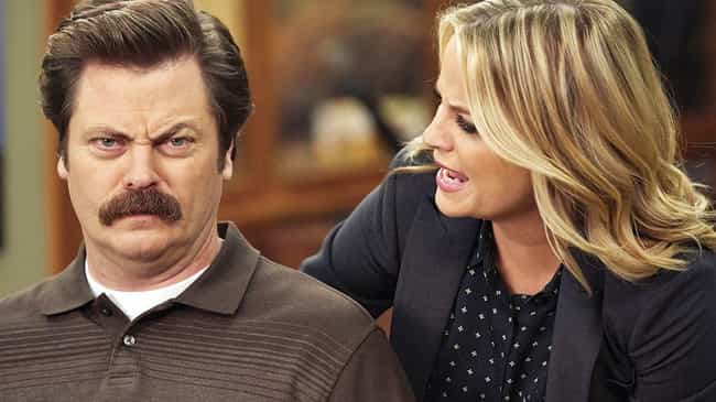 Ron And Leslie's Big Fight is listed (or ranked) 2 on the list All The Foreshadowing You Missed In 'Parks And Recreation'