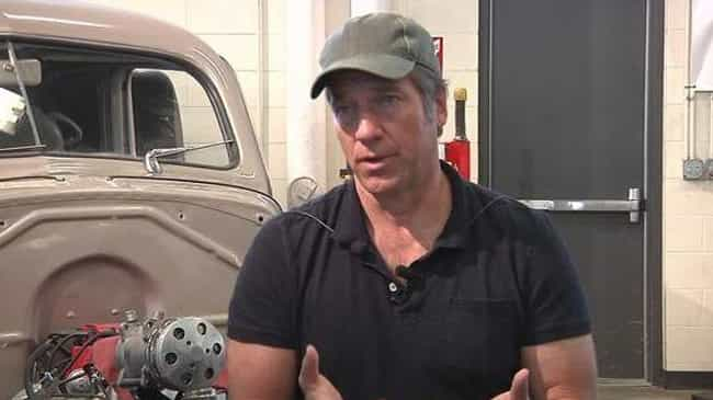 The Show Was A Spinoff Of A Lo... is listed (or ranked) 2 on the list Mike Rowe Reveals 'Dirty Jobs' Behind-The-Scenes Facts