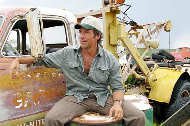 Key Moments Were Filmed On The... is listed (or ranked) 3 on the list Mike Rowe Reveals 'Dirty Jobs' Behind-The-Scenes Facts