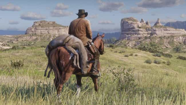 Some Employees Claimed They Wo... is listed (or ranked) 1 on the list Everything About The Making Of 'Red Dead Redemption 2' Was Excessive