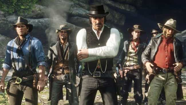 The Game Took Over 1,600 Peopl... is listed (or ranked) 2 on the list Everything About The Making Of 'Red Dead Redemption 2' Was Excessive
