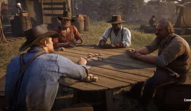 The Script Is Well Over 2,000 ... is listed (or ranked) 3 on the list Everything About The Making Of 'Red Dead Redemption 2' Was Excessive