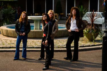 The Members Of Queen Initially is listed (or ranked) 1 on the list Behind The Scenes Of The Movie 'Bohemian Rhapsody'