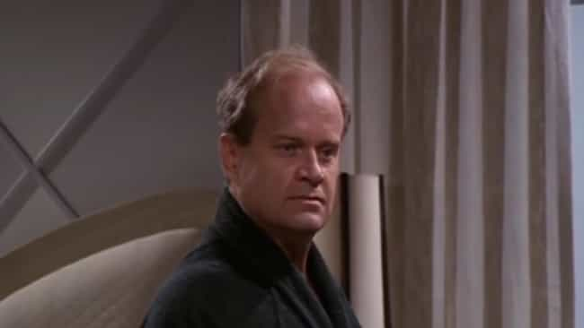 Kelsey Grammer's Personal Trou... is listed (or ranked) 1 on the list Dark Behind-The-Scenes Stories About 'Frasier'