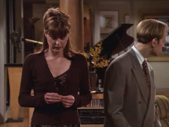The Cast Staged An Interventio... is listed (or ranked) 2 on the list Dark Behind-The-Scenes Stories About 'Frasier'