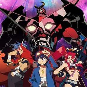 Gurren Lagann is listed (or ranked) 12 on the list The Best Post-Apocalyptic Manga