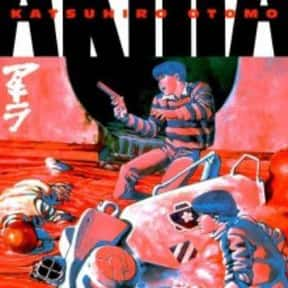 Akira is listed (or ranked) 8 on the list The Best Post-Apocalyptic Manga