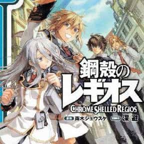 Chrome Shelled Regios is listed (or ranked) 18 on the list The Best Post-Apocalyptic Manga