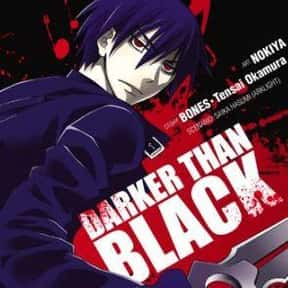 Darker than Black is listed (or ranked) 22 on the list The Best Post-Apocalyptic Manga