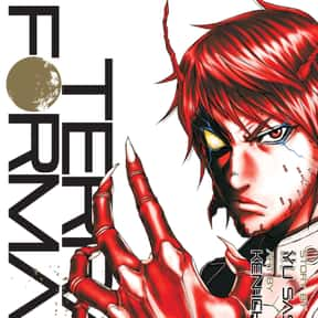 Terra Formars  is listed (or ranked) 14 on the list The Best Post-Apocalyptic Manga