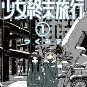 Girls' Last Tour is listed (or ranked) 21 on the list The Best Post-Apocalyptic Manga