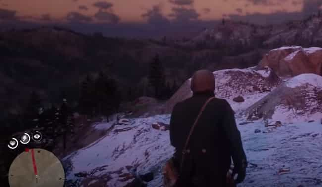 The UFO Hunt is listed (or ranked) 5 on the list 12 Easter Eggs You Probably Missed In 'Red Dead Redemption 2'
