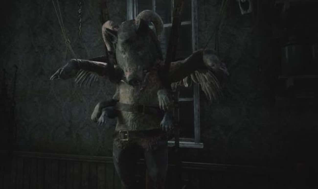 ManBearPig is listed (or ranked) 4 on the list 12 Easter Eggs You Probably Missed In 'Red Dead Redemption 2'