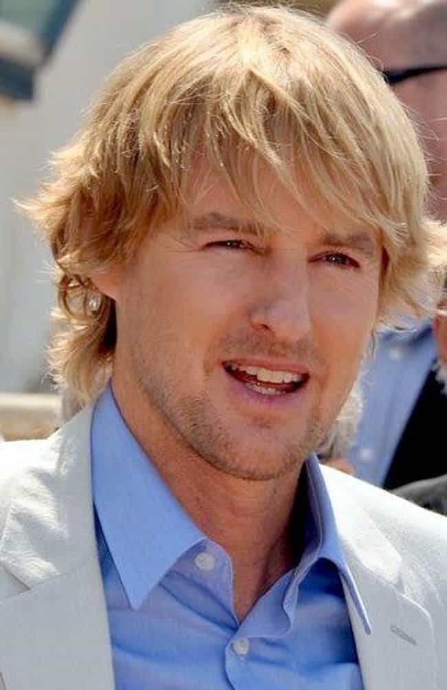 Varunie Vongsvirates is listed (or ranked) 1 on the list Women Who Owen Wilson Has Dated