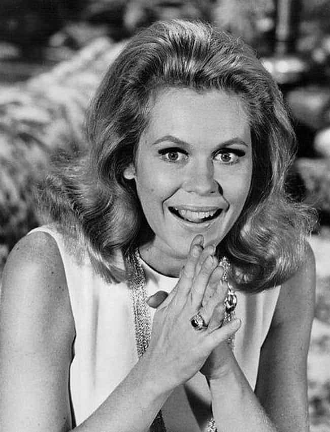 Elizabeth Montgomery Wasn't Th... is listed (or ranked) 2 on the list Behind-The-Scenes Stories Of 'Bewitched'