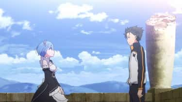 Rem Will Settle For Second Best In 'Re:Zero'