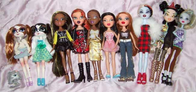 2001: Bratz Dolls is listed (or ranked) 3 on the list The Most Sought-After Christmas Toy Every Year Since 2000, Ranked By Ridiculousness