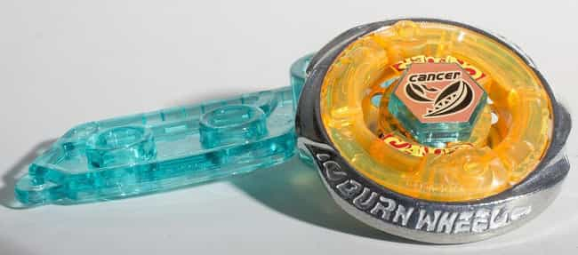 2002: Beyblades is listed (or ranked) 2 on the list The Most Sought-After Christmas Toy Every Year Since 2000, Ranked By Ridiculousness