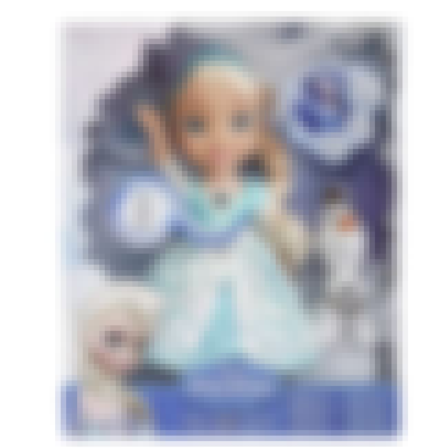 2014: Disney Frozen Snow Glow ... is listed (or ranked) 4 on the list The Most Sought-After Christmas Toy Every Year Since 2000, Ranked By Ridiculousness