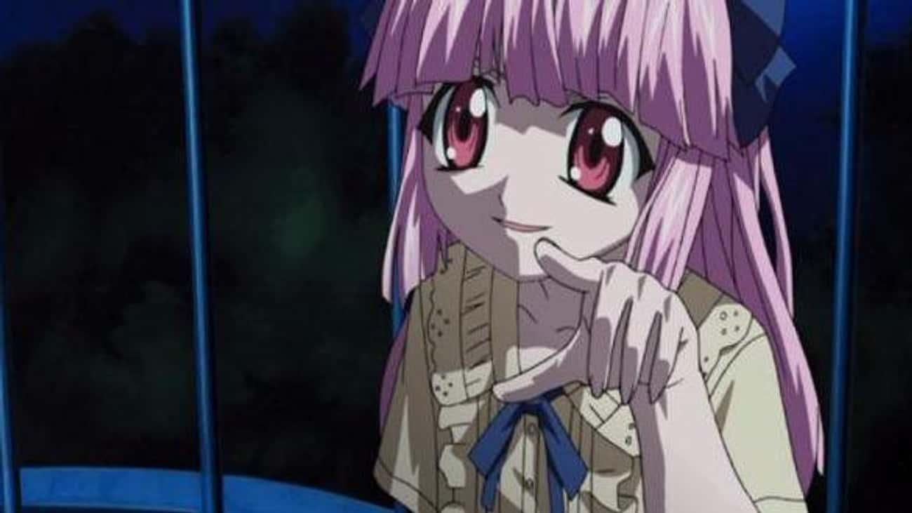 Mariko Kurama - Elfen Lied is listed (or ranked) 4 on the list The 14 Greatest Anime Villains Who Are Children