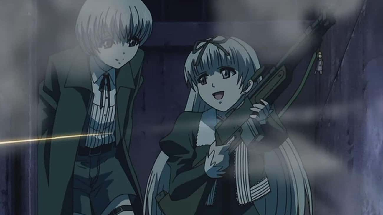 Hänsel & Gretel - Black Lagoon is listed (or ranked) 2 on the list The 14 Greatest Anime Villains Who Are Children