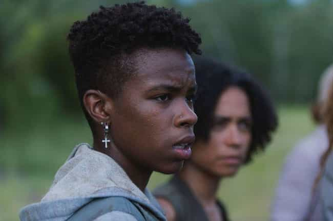 Kelly is listed (or ranked) 4 on the list A Guide To All The New Characters On 'The Walking Dead'