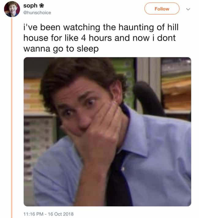 You'll Never Sleep Again is listed (or ranked) 1 on the list People Can't Get Over How Scary 'The Haunting Of Hill House' Is