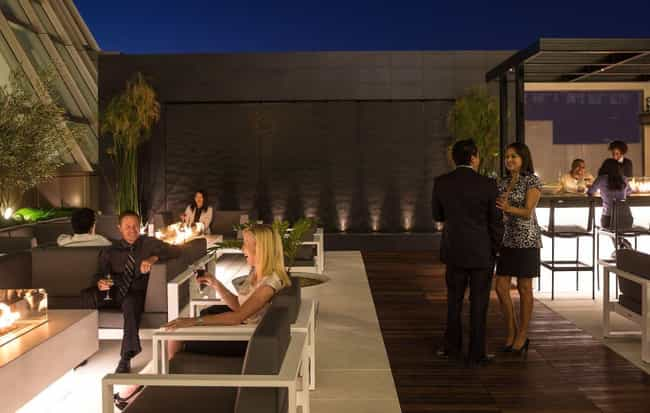 Star Alliance Lounge - LAX is listed (or ranked) 2 on the list The Best Airport Lounges In The U.S.