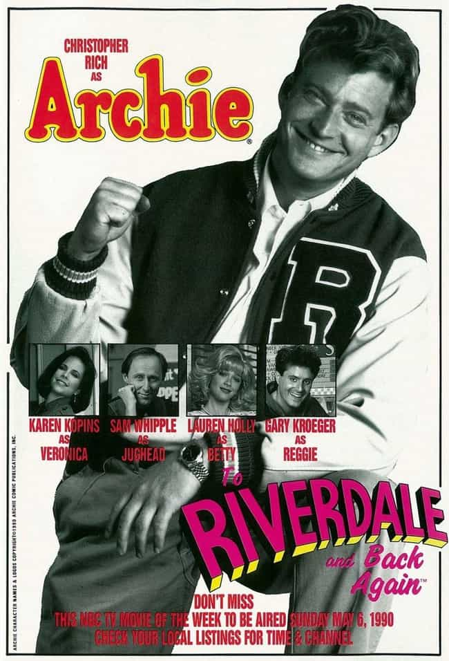 'Archie: To Riverdale And Back... is listed (or ranked) 1 on the list 'To Riverdale And Back Again' Was A Grim Take On Archie Decades Before 'Riverdale'