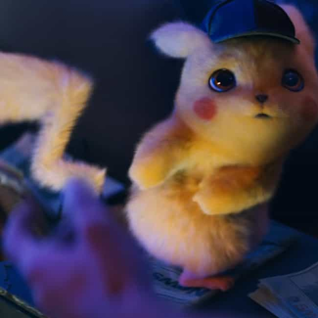 I Will Electrocute  You is listed (or ranked) 1 on the list The Best Pokémon: Detective Pikachu Movie Quotes